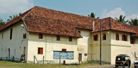 mattanchery palace